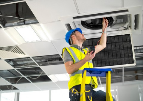 Air conditioning service in London