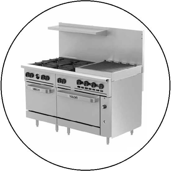 Commercial Domestic Oven Repair Installation London