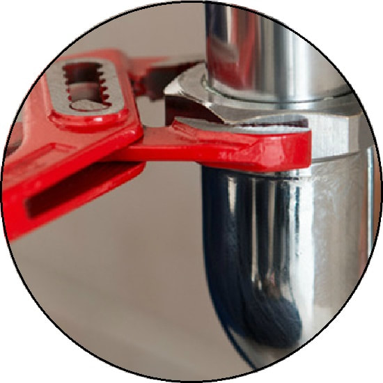 Plumbing installation. Installation service of plumbing in London