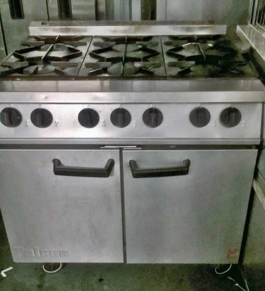 We repair any oven in London