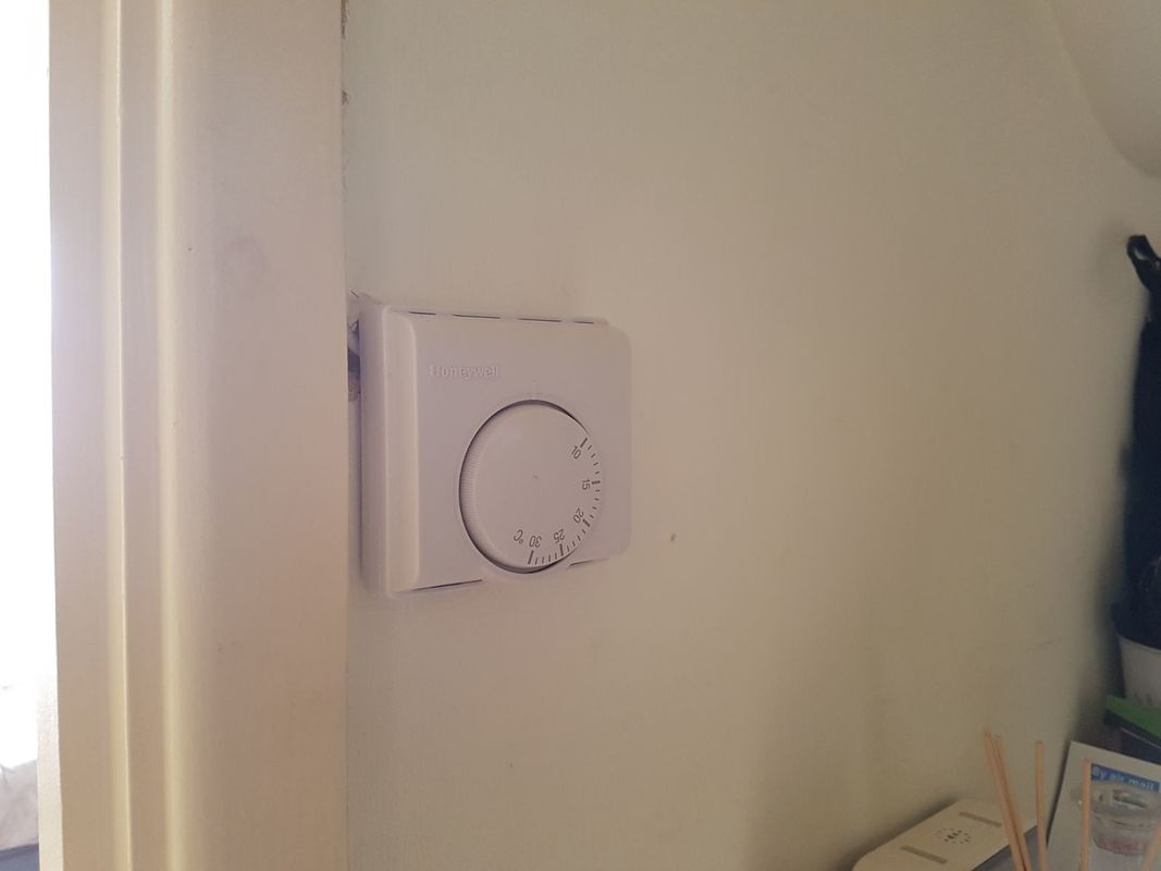 Heating system controller installation in London
