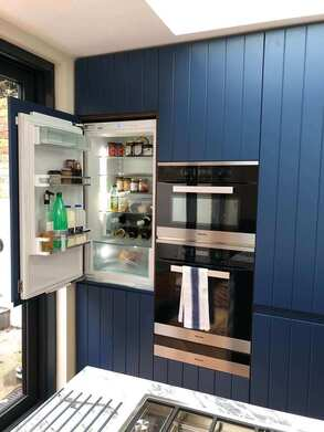 Bespoke luxury kitchen manufacture and installation