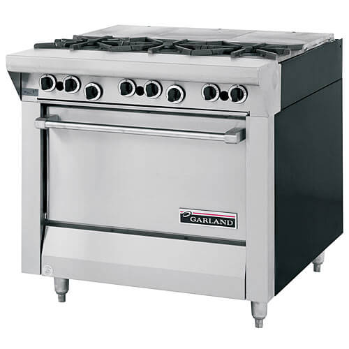 Gas oven repair service