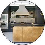 Bespoke Design Kitchen Installation