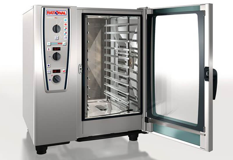 Rational oven repairs service all around London